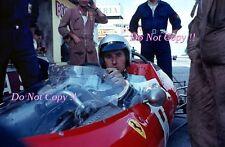 Lorenzo BANDINI FERRARI 156 GERMAN GRAND PRIX 1964 Fotografia
