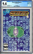 Crisis on Infinite Earths  #5  CGC  9.4  NM   Off - white to wht pgs 8/85  Marv