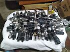 vintage radio/tv tubes...all were from working appliances /over 100 photo