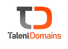 TalentDomains.com - Brandable Domain Name for sale - domain PORTFOLIO NAME