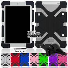 "Bumper Silicone Stand Cover Case For Verizon Ellipsis 7"" 8"" Tablet + Pen"