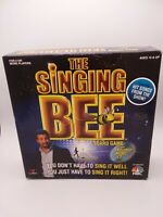 SINGING BEE Board Game TV Music Song CD From The NBC TV Show -
