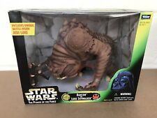 KENNER STAR WARS POWER OF THE FORCE RANCOR WITH JEDI LUKE SKYWALKER NEW SEALED