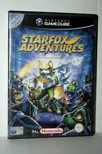 STAR FOX ADVENTURES GIOCO USATO OTTIMO GAMECUBE EDIZIONE SPAGNOLA VBC 42522