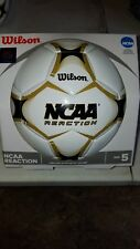 Wilson Sporting Goods Wilson Ncaa Reaction Soccer Ball Size 5 Adult