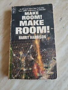 Make Room! Make Room! by Harry Harrison - 1st Edition Berkley PB -