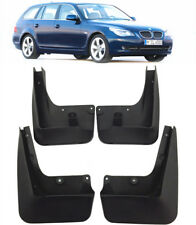OEM Set Splash Guards Mud Guards Flaps FOR 2006-2010 BMW 5 Series E61 Touring