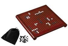 Go and Gobang Brett mit Spielsteinen Bang 40 x 40 x 4 cm Spielbrett Neu