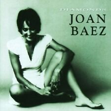 Joan Baez-Diamonds; 2 CD 33 tracks international pop best of/GREATEST HITS NEUF