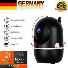 HD 1080P WIFI IP Kamera Überwachungskamera Webcam Wlan Funk Innen IR Nachtsicht