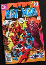 BATMAN 284 (1977) DR. TZIN-TZIN! HIGHER GRADE! LARGE PHOTOS!