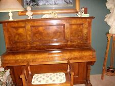 "RESTORED UPRIGHT PIANO: THURMER: ORIGINALLY FROM ""Allan's"" Melbourne"