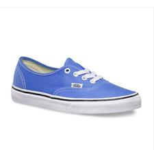 Nuevo VANS auténtico Marina True Blue Zapatillas De Tenis Talla-UK 6 EU 39 RRP - £ 65.00