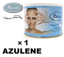 Barattolo vaso cera AZULENE ROIAL 400ml liposolubile ceretta depilazione