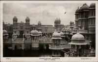 Franco British Exhibition Court of Honour 1908 Real Photo Postcard