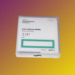 HP LTO 5 Worm, C7975W, Data Cartridge Datenkassette, NEU & OVP