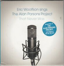 ERIC WOOLFSON SINGS THE ALAN PARSONS PROJECT THAT NEVER WAS- CD- NUOVO-