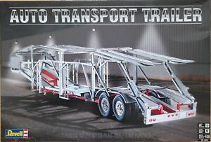 REVELL USA Auto Transport Trailer Nr.: 85-1509 1:25