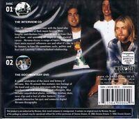 Nirvana Interview CD and DVD Documentary CD+DVD NEU