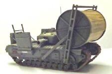 """Milicast UK126 1/76 Resin WWII Churchill Mk. IV AVRE+""""Bobbin"""" Carpet Layer D Hes"""