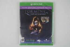 Torment: Tides of Numenera Day One Edition ( Xbox One, 2017 ) New Sealed !