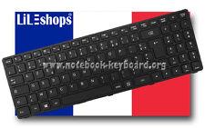 Clavier Français Original Pour Lenovo Ideapad 100-15IBD 80QQ NEUF