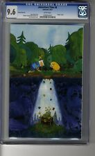 Adventure Time # 8 Virgin Cover D - CGC 9.6 WHITE  Pages - Finn & Jake