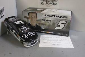 2013 Kasey Kahne Time Warner Cable 1/24 Action NASCAR Diecast Autographed