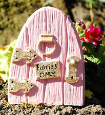 Fairies Only PINK Fairy Door - Special Offer Price