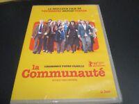"""DVD NEUF """"LA COMMUNAUTE"""" film Danois de Thomas VINTERBERG"""