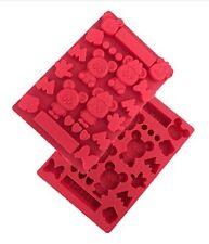 Baby Mickey & Minnie 24 cavity Silicone Mold For chocolate, GP, fondant, crafts