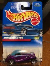 1998 Hot Wheels Mercedes 540K #788 Wire Wheels