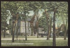 Postcard WILKES-BARRE Pennsylvania/PA  Large Victorian 2 Story Stone House 1907