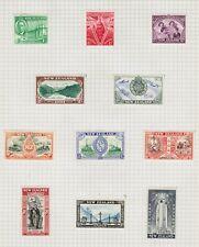 New Zealand KGVI 1946 Victory  SG 667 - 677 LMM Mint