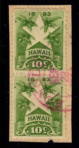 #77 pair on piece Hawaii United States used