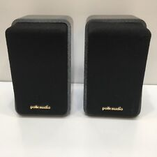 Polk Audio Reference Monitor Loudspeakers Model RM3000, Used in Box