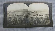 18678 Keystone Stereoview Of WWI 'French Troops In The Verdun District'