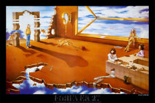 """FOREVER 27 POSTER """"MORRISON COBAIN HENDRIX JOPLIN"""" R.I.P. (61x91cm) NEW WALL ART"""