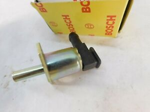 BMW 2002 Saab 99 Jaguar V12 Volvo 140   BOSCH Cold Start Valve  0280170010   NEW