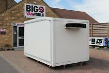 11FT INSULATED / WEATHERPROOF DRY STORAGE CONTAINER
