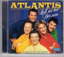 (GK510) Atlantis, Lass mi bei Dir sein - 2000 CD