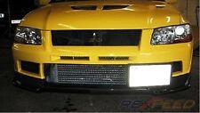 V-Style Splitter Lip Mitsubishi EVO 7