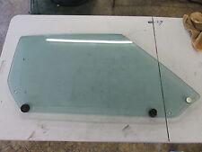 1969 thru 1974 C3 Corvette Right Passenger Door Glass Astro Ventilation 1973