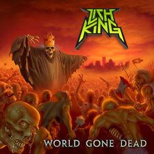 LICH KING - World Gone Dead CD 2010 U.S. Thrash Metal Slayer