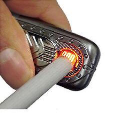 Briquet Sans Flamme Ecologique Rechargeable USB + Détecteur de faux billets