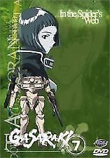 Gasaraki - In The Spiders Web : Vol 7 (DVD) R-1-LIKE NEW-FREE POST IN AUSTRALIA