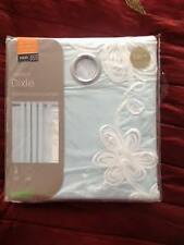 Dunelm Eyelet Top Modern Curtains & Pelmets