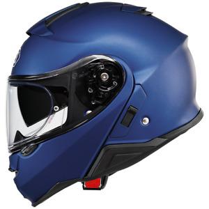 Helmet Shoei Neotec II Matte Blue Metallic Modular
