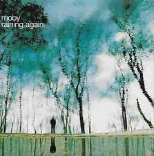Moby ‎– Raining Again CD Single Promo 2005 Nuevo Precintado