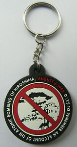 Memory of Hiroshima Keychain from Hiroshima Peace Museum